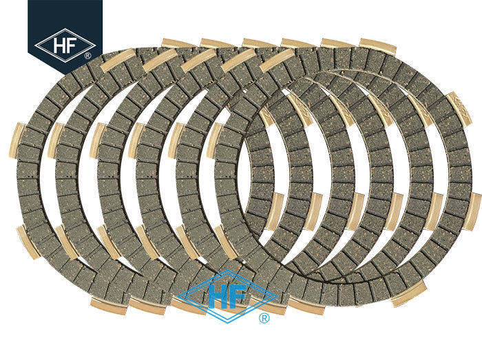 GN5 C100 GL Auto Clutch Plate , 4 / 5 / Pcs 3.0mm Cork Car Clutch Plate
