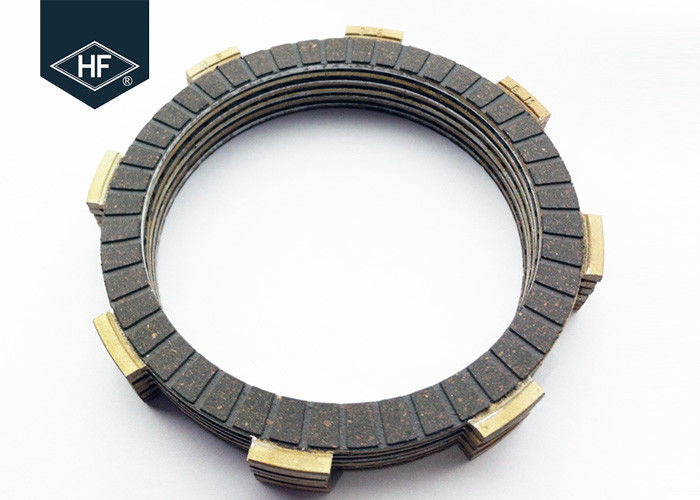Grand / Supra Motorcycle Clutch Friction Plates For Honda 125cc Replacement
