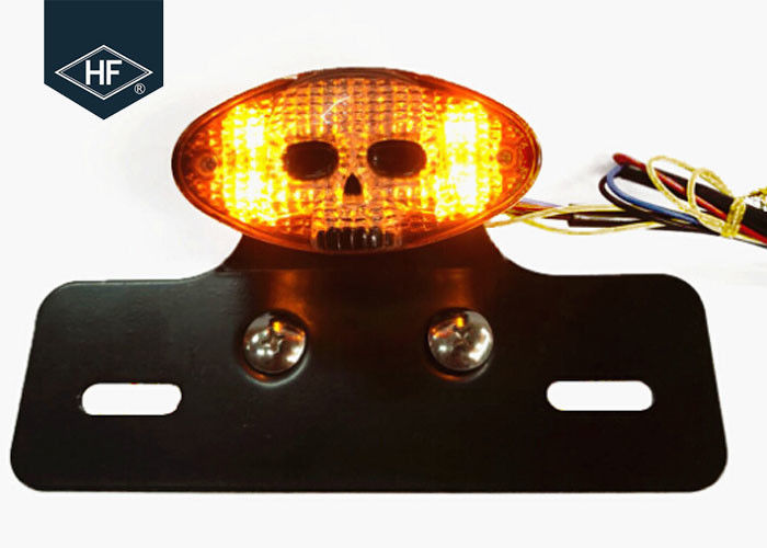 Aftermarket Motorcycle Tail Lights , Honda / Yamaha Motorcycle LED Lights