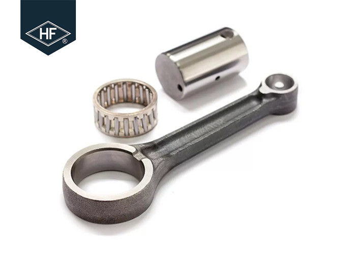 High Strength Motorcycle Engine Performance Parts Complete Connecting Rod Kit For BIZ 100