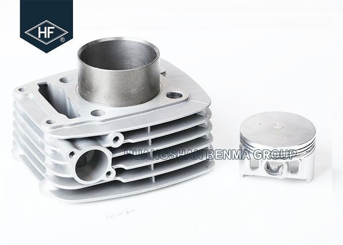 Air Cooling Engine Motorcycle Cylinder Kit Cylinder Block 200CC Displacement