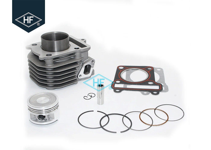 125CC Scooter Engine Parts Motorcycle Cylinder Block Kit Piston Ring Set With Gasket